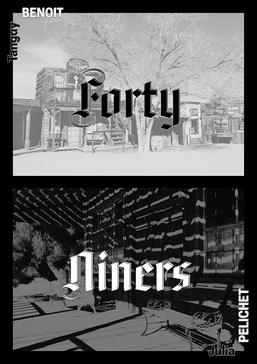 <i>Forty-Niners</i>